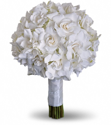 Gardenia and Grace Bouquet in Baltimore MD, Peace and Blessings Florist