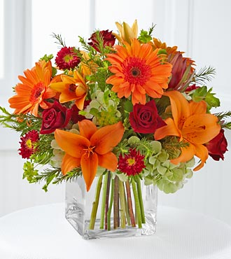 FABULOUS FALL BOUQUET in Homer NY, Arnold's Florist & Greenhouses & Gifts