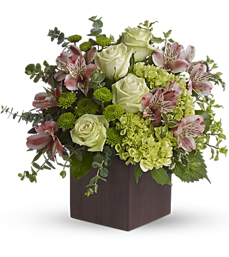 Teleflora's Tuscan Morning Bouquet in DeKalb IL, Glidden Campus Florist & Greenhouse