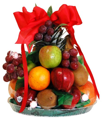 Deligthful Fruit Tray in Towson MD, Radebaugh Florist and Greenhouses