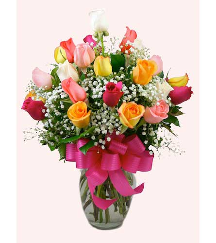 April Rose Special in Wichita KS, Tillie's Flower Shop