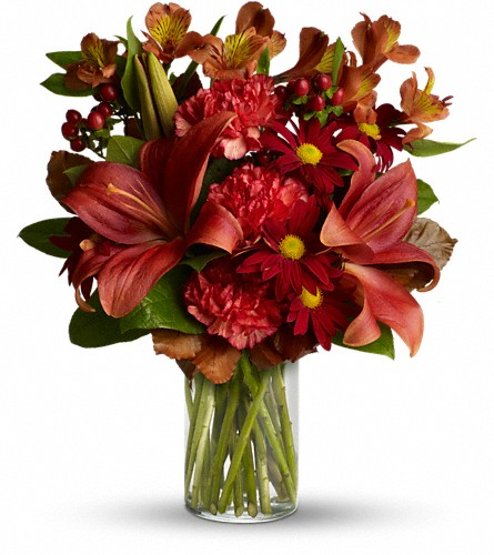 Fall Fashion in Bellevue WA, Bellevue Crossroads Florist