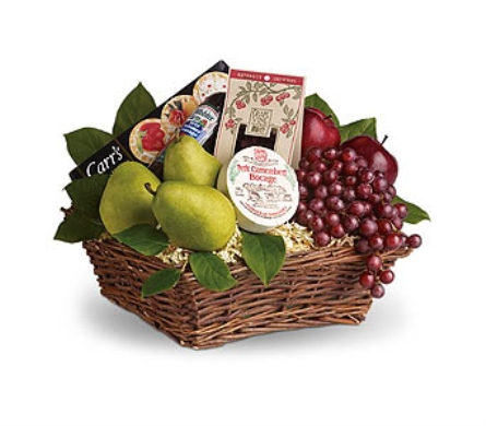 Delicious Delights Basket in Princeton, Plainsboro, & Trenton NJ, Monday Morning Flower and Balloon Co.