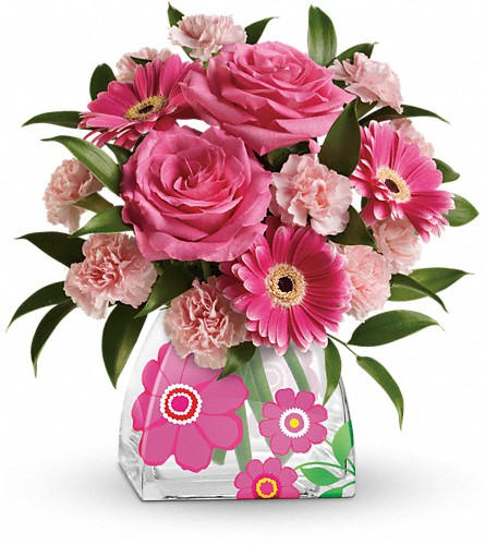 Teleflora's Hooray Bouquet in Beaverton OR, Westside Florist