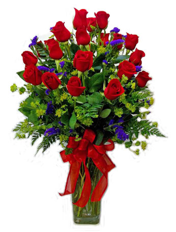 Ultimate Rose Arrangement in Bend OR, All Occasion Flowers & Gifts