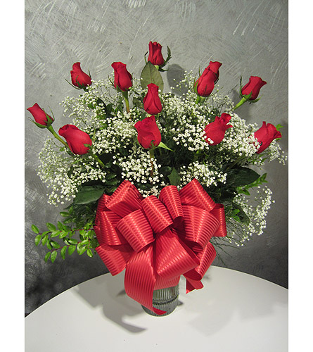 Classic Love Dozen by Cugini in Renton WA, Cugini Florists