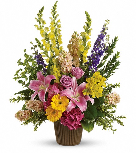 Glorious Grace Bouquet in Benton Harbor MI, Crystal Springs Florist