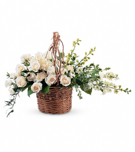 Basket of Light in Pensacola FL, KellyCo Flowers & Gifts