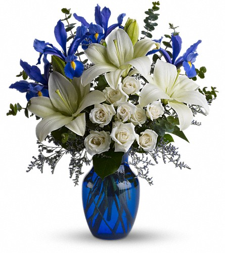 Blue Horizons in Fairfax VA, Greensleeves Florist