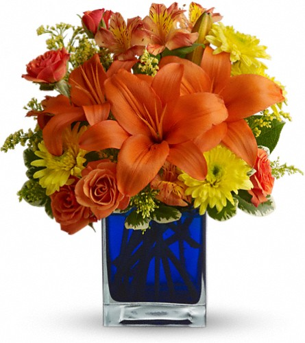 Summer Nights by Teleflora in Buffalo NY, Michael's Floral Design