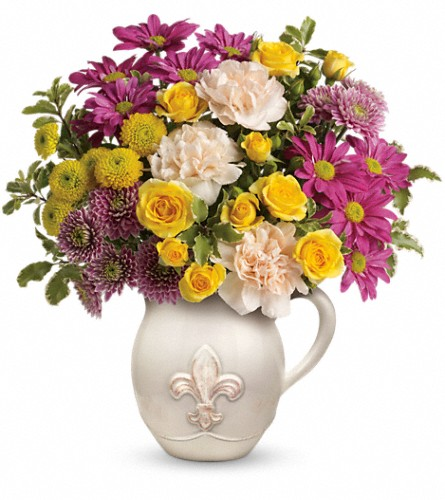 Teleflora's French Fancy Bouquet in Chesapeake VA, Greenbrier Florist