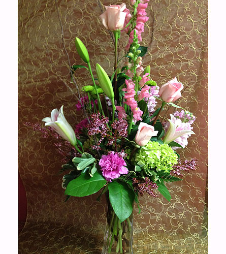 Arrangement in Laurel MD, Rainbow Florist & Delectables, Inc.