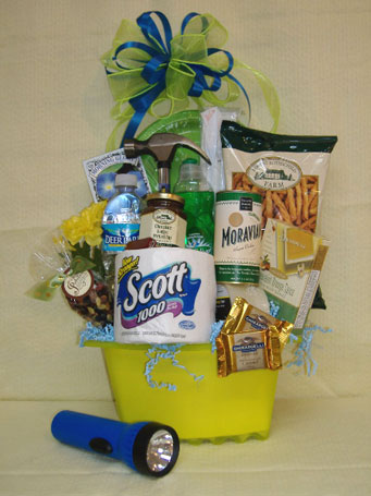 New Home Helper in Charlotte NC, Wilmont Baskets & Blossoms