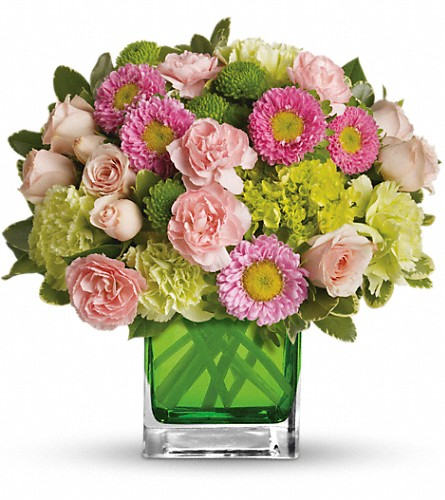 Make Her Day by Teleflora in Ellicott City MD, The Flower Basket, Ltd