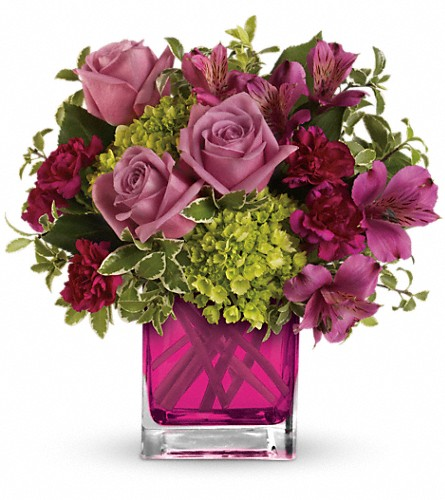 Splendid Surprise by Teleflora in Fairfax VA, Greensleeves Florist