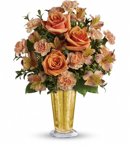 Teleflora's Southern Belle Bouquet in Mississauga ON, Flowers By Uniquely Yours