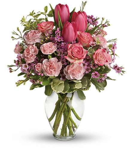 Full Of Love Bouquet in Woodbury NJ, C. J. Sanderson & Son Florist