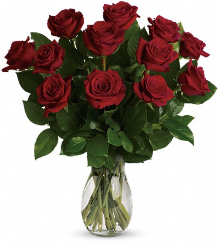 My True Love Bouquet with Long Stemmed Roses in Kenilworth NJ, Especially Yours