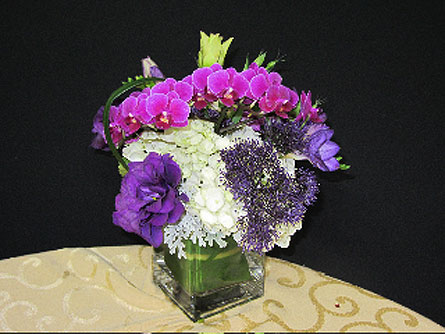 Purple In Paradise in Oakland CA, J. Miller Flowers and Gifts