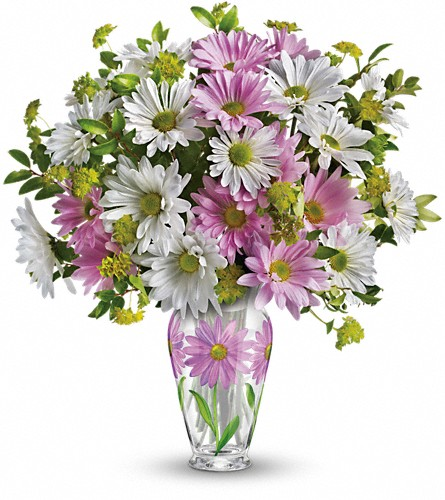 Teleflora's Sweet Blossoms Bouquet in Flint MI, Curtis Flower Shop