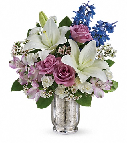 Teleflora's Garden Of Dreams Bouquet in Gahanna OH, Rees Flowers & Gifts, Inc.