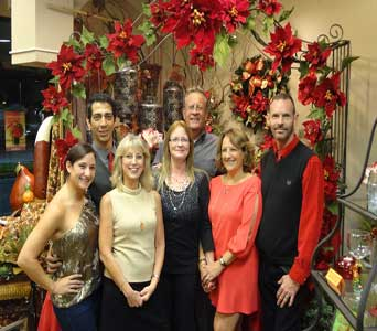 The Buds, Blooms & Beyond Staff in Silvermill Plaza FL, Buds, Blooms & Beyond