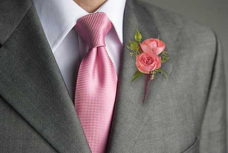 Rose Simplicity Boutonniere in Dallas TX, In Bloom Flowers, Gifts and More