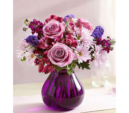 Lavender Dreams in Lindenhurst NY, Evergreen Florist