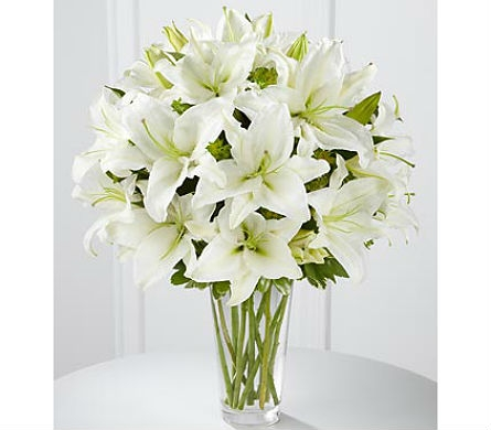 The Spirited Grace™ Lily Bouquet by FTD® in San Clemente CA, Beach City Florist