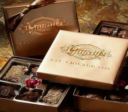 Gayety 12oz Chocolates in Chicago IL, La Salle Flowers
