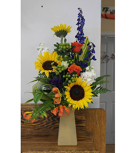 Harmony in bloom in Melbourne FL, Paradise Beach Florist & Gifts