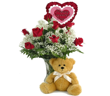 <font size=3><b>Sweetest Day Special</b></font> in Southfield&nbsp;MI, Thrifty Florist