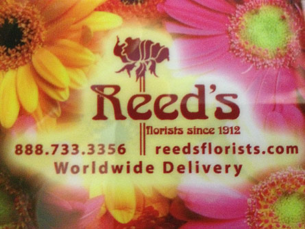 Gift Card in Ajax ON, Reed's Florist Ltd