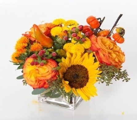 Festive Fall Bouquet in Little Rock AR, Tipton & Hurst, Inc.