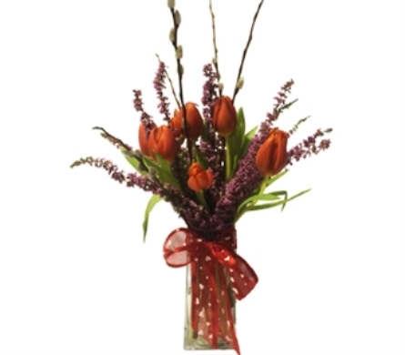 Be My Valentine in Oklahoma City OK, New Leaf Floral Inc
