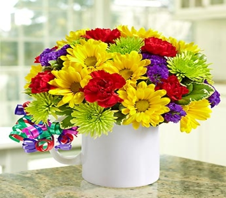 It Is Your Day Mug in Princeton, Plainsboro, & Trenton NJ, Monday Morning Flower and Balloon Co.