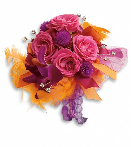 Dance 'til Dawn Corsage in Tuckahoe NJ, Enchanting Florist & Gift Shop