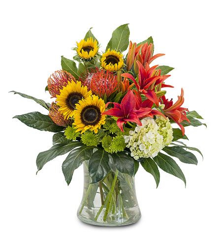 Harvest Sun in Sault Ste Marie MI, CO-ED Flowers & Gifts Inc.