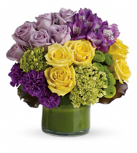 Simply Splendid Bouquet in Vernon Hills IL, Liz Lee Flowers