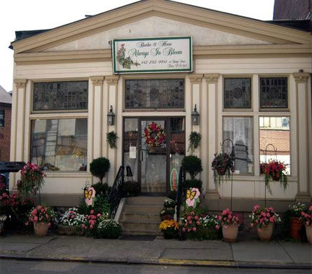 Our Shop in Etna PA, Burke & Haas Always in Bloom