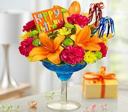 Teleflora 39 S Fancy That Bouquet In Los Angeles Ca Bloomies Flowers Gifts
