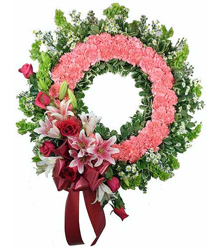 Love's Garden Wreath in Chicagoland IL, Amling's Flowerland