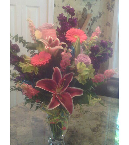 Blissful in Charlotte NC, Starclaire House Of Flowers Florist
