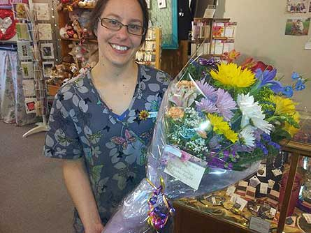 TODAYS MARKET BOUQUET in New Paltz NY, The Colonial Flower Shop