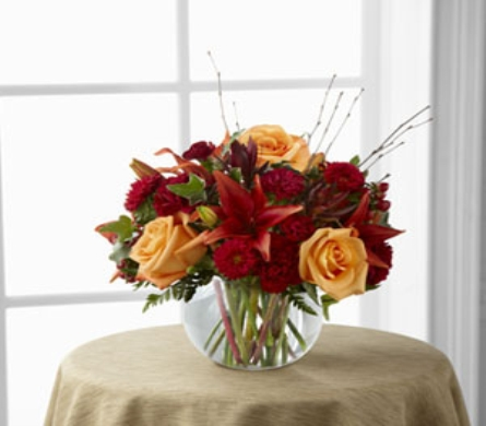 Fall Beauty in New York NY, Embassy Florist, Inc.