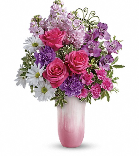 Teleflora's Petal Perfect Bouquet in Arizona, AZ, Fresh Bloomers Flowers & Gifts, Inc