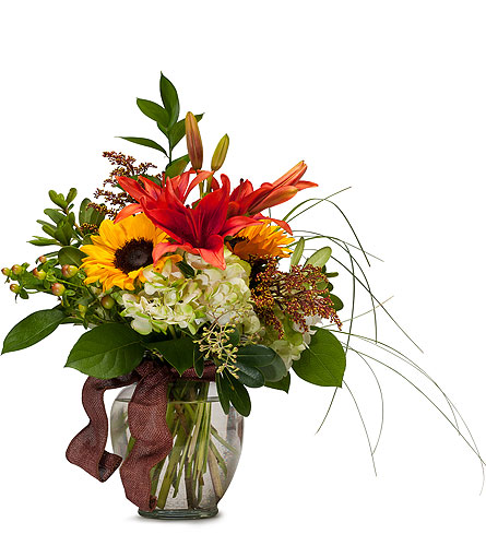 Color Me Autumn in Augusta GA, Ladybug's Flowers & Gifts Inc