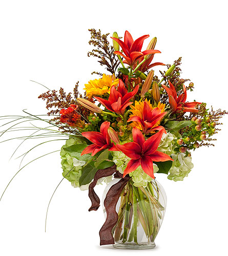 Fields of Autumn in Costa Mesa CA, Artistic Florists