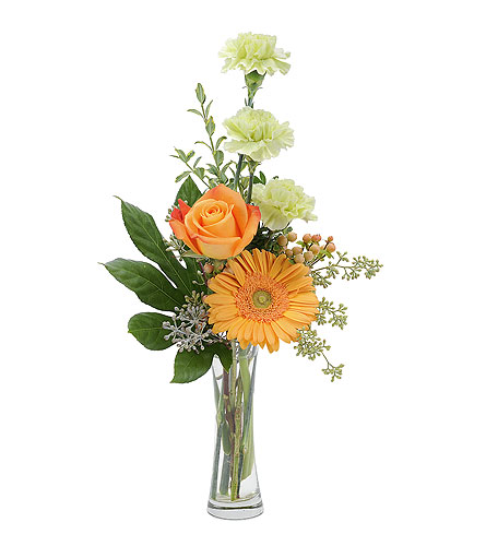 Orange U Glad in Mesa AZ, Desert Blooms Floral Design