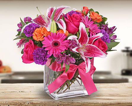Flirty - Premium in Dallas TX, In Bloom Flowers, Gifts and More